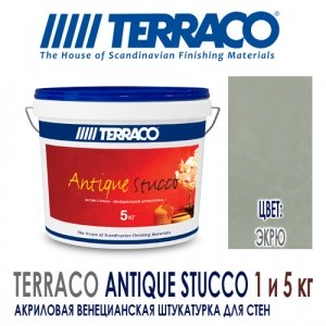 Terraco Antique Stucco Экрю