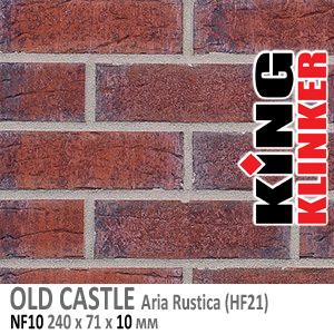 OLD CASTLE NF10 Aria Rustica (HF21)