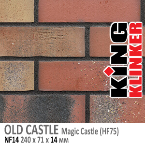 OLD CASTLE NF14 Magic Castle (HF75)