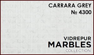 CARRARA GREY 4300
