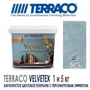 Terraco Velvetex VD-400