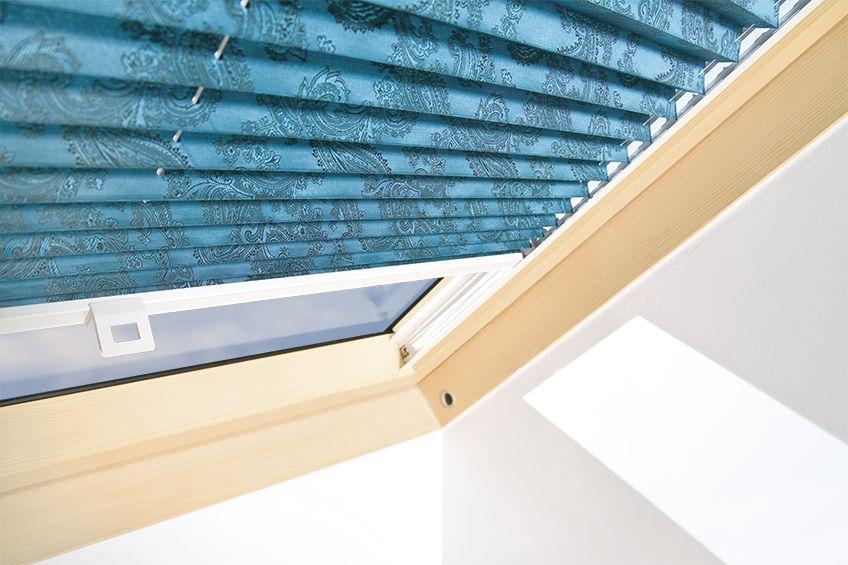 фото штор для мансарды