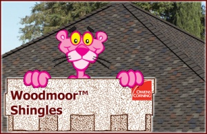 Owens Corning Woodmoor® Shingles