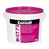 Силикатная штукатурка «короед» Ceresit CT 73