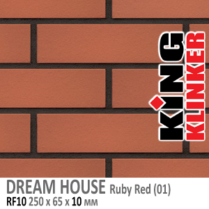 DREAM HOUSE RF10 Ruby red (01)