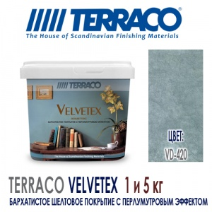 Terraco Velvetex VD-420