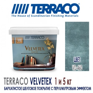 Terraco Velvetex VD-460