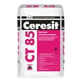 Клей для утеплителя и армирования Ceresit CT 85