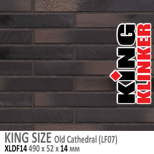 KING SIZE Old cathedral (LF07)