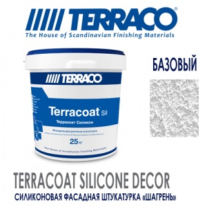 TERRACOAT SIL DECOR