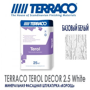 TEROL DECOR 2.5 WH