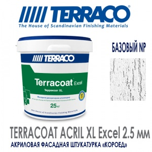 TERRACOAT ACRIL XL 2.5 NP