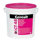 Фасадная краска Церезит Ceresit для наружных работ плюсы и минусы цвета технические характеристики и технология окраски