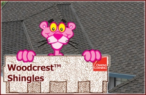 Woodcrest® Shingles