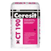 Клей для минеральной плиты и армирования Ceresit CT 190
