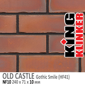 OLD CASTLE NF10 Gothic Smile (HF41)
