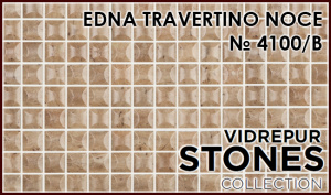 EDNA TRAVERTINO NOCE 4100/B