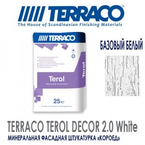 TEROL DECOR 2.0 WH