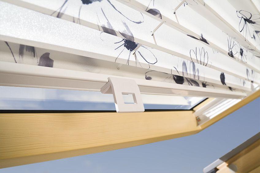 шторы для окон мансарды