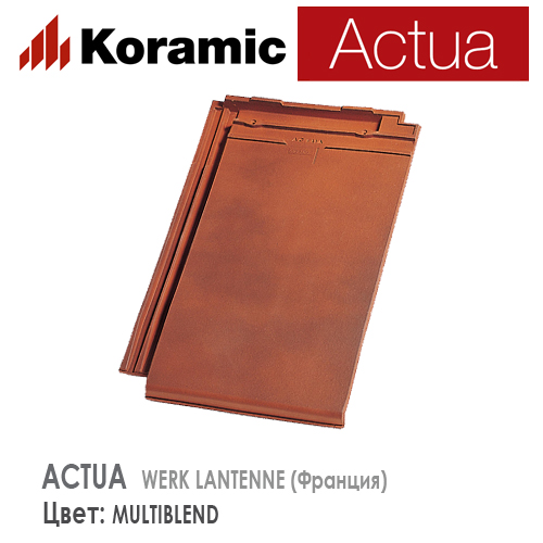 KORAMIC ACTUA Multiblend Antique