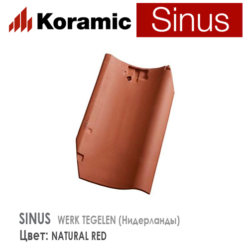 KORAMIC SINUS Natural Red