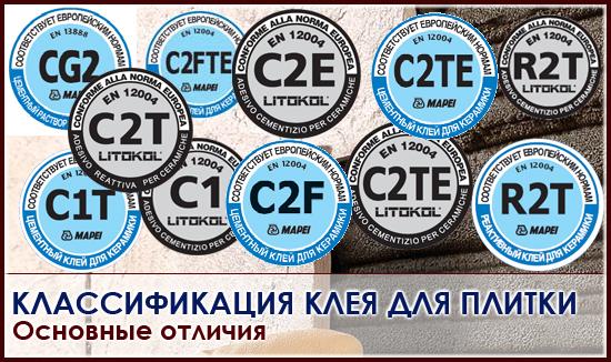 Классификация клея для плитки. Как выбрать правильный клей для плитки и купить в Москве. Руф н ролл
