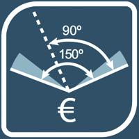преимущества водосточной системы ПВХ Галеко преимущества угла поворота желоба регулируемый угол желоба